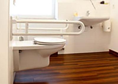 Barrierefreie WC-Anlagen